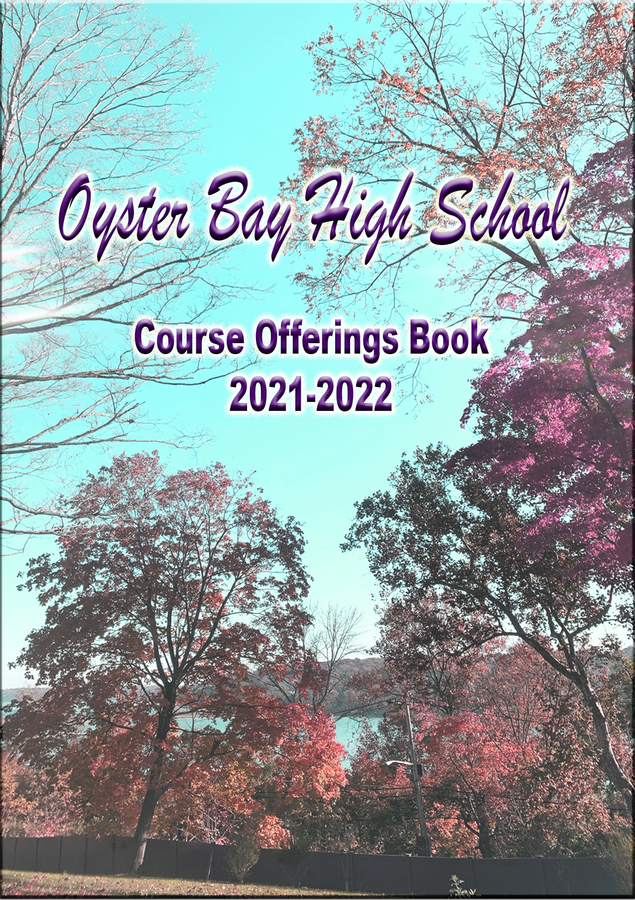 2021-22 Course Offering Booklet