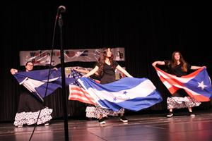 international night dance 2019