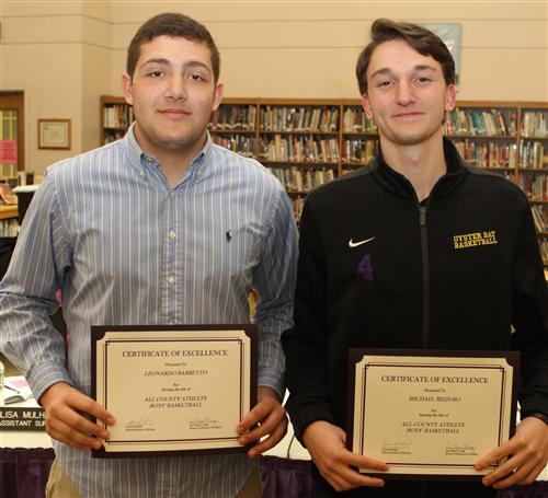 All-County Basketball