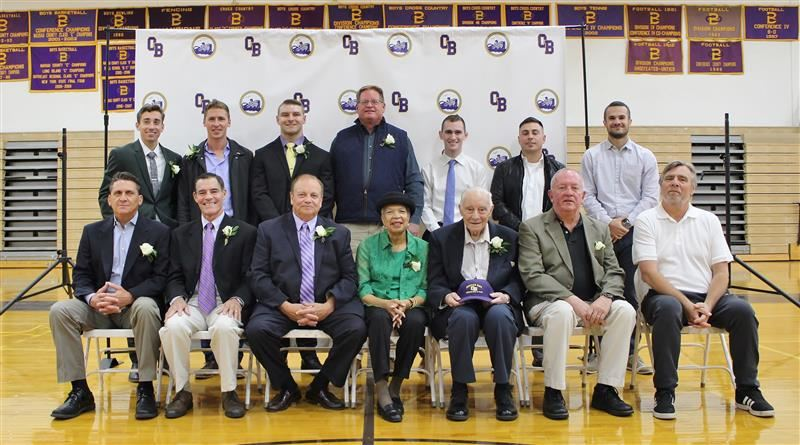 OBHS Athletic Hall of Fame Inductees