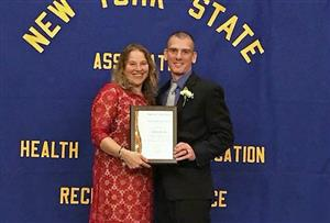 OBHS Teacher Named 'Amazing Person of the Year'