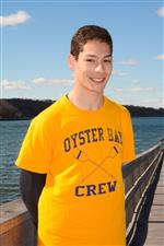 Jason Mushorn Athlete of the Month for Crew