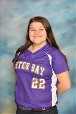Katrina Zucconi Athlete of the Month for Softball