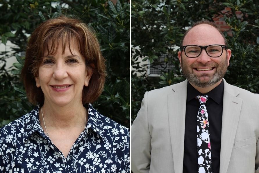 New Special Services Director and Assistant Director