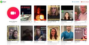 flipgrid of parent readers