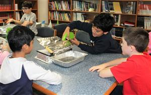 Land Alliance Teaches Vernon Students about Long Island's Water Supply