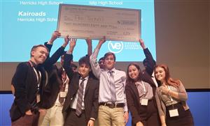 Business students get third place in competition