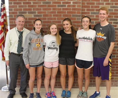 All-County Runners