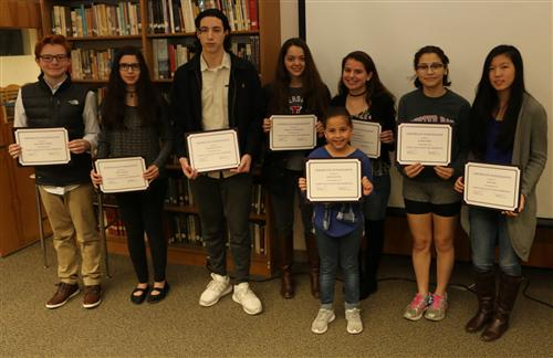 OBEN All-County Artists