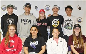 9 athletes who committed to college teams