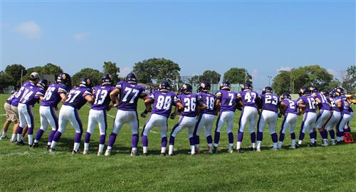 Baymen Football Team