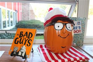 bad guys pumpkin