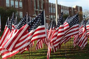 Field of Honor at OBHS
