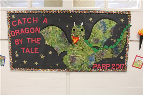Catch a Dragon by the Tale - Spring PARP 2017