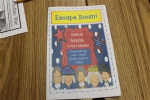 escape room program