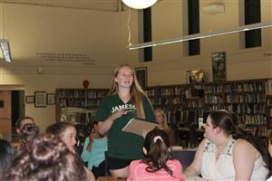 students voice their opinions of the book