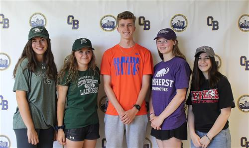 senior athletes to play sports in college