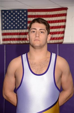 Wrestler Jake Rankin