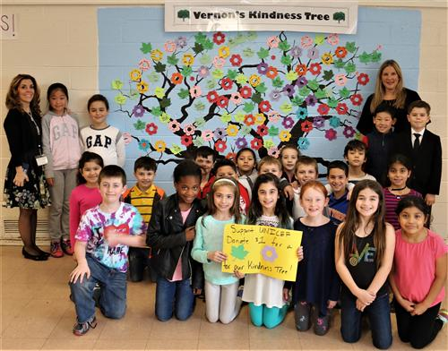 Kindness Tree at Vernon