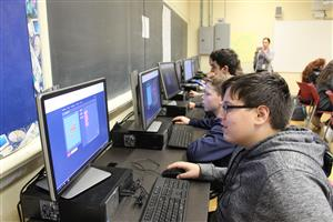 OBHS Hour of Code 1