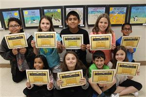 share the Shore contest honorable mentions with certificates