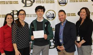 Thomas Coor is a National Merit Finalist