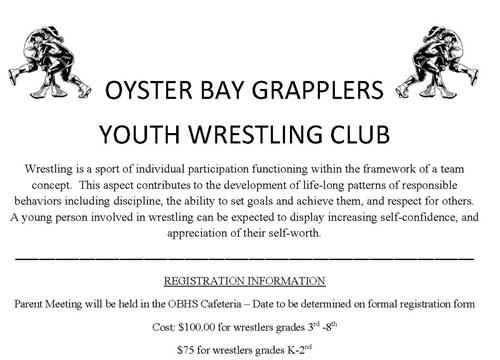 Young Grapplers